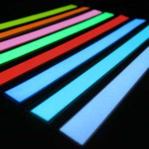 EL Tape – 2cm X 25cm Neon Glow Strip