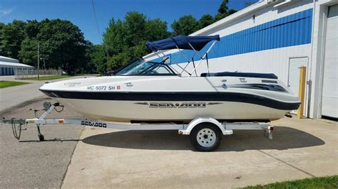 Sea Doo Jet Boat For Sale Michigan by Sea Doo 205 Boats For Sale In Michigan