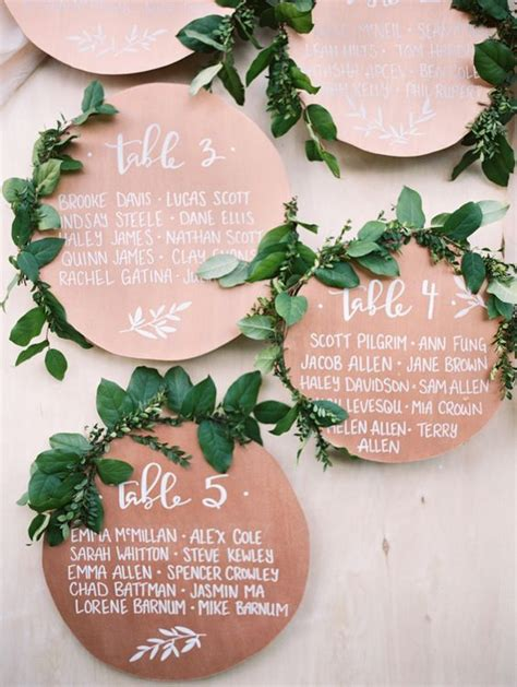 rose gold metallic wedding color ideas page