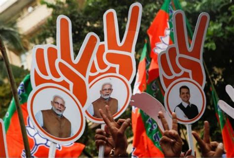India's ruling BJP leads in state polls but big win ...