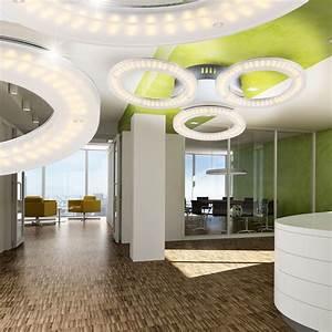 Led Beleuchtung Büro : 30 watt led decken beleuchtung chrom diele deckenlampe esszimmer b ro rund flur ebay ~ Markanthonyermac.com Haus und Dekorationen