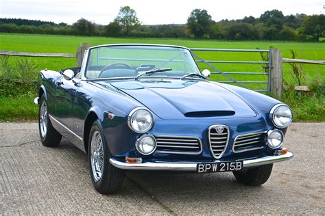 Alfa Romeo 2600 Spider by Alfa Romeo 2600 Spider Factory Rhd Sold Southwood Car