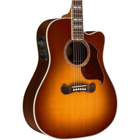 Gibson Songwriter Cutaway Acoustic-Electric Guitar ...