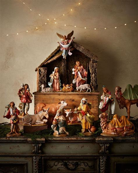 25 unique christmas nativity scene ideas on pinterest