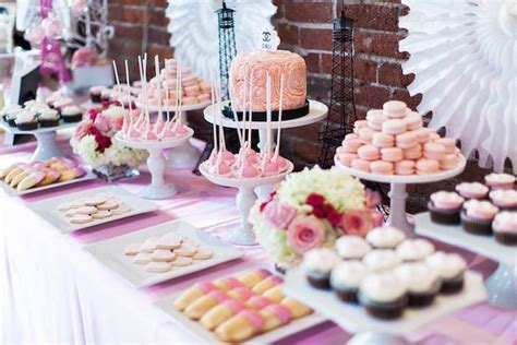 Best birthday wishes to greet your near and dear ones. Kara's Party Ideas Pink Paris 1st Birthday Party | Kara's Party Ideas