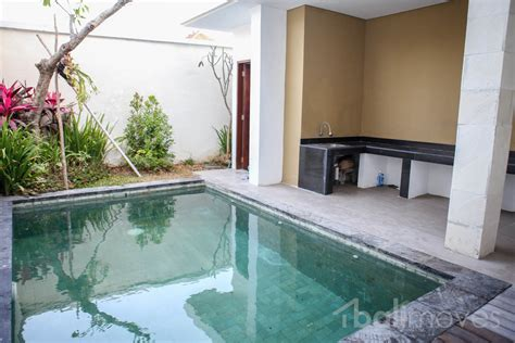 three bedroom house with pool kitchen sanur s local