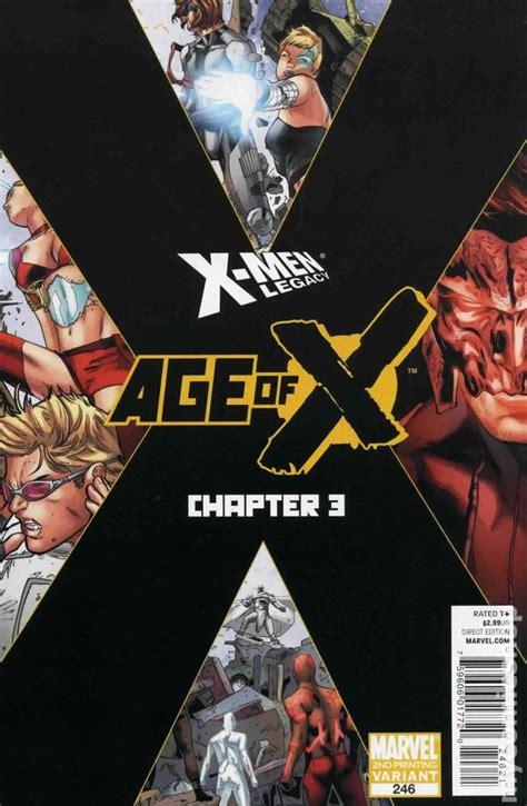 legacy marvel 2008 comic books age