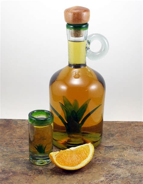 good cocktails homemade tequila based orange liqueur