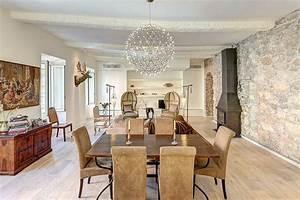 appartement de ville au design interieur rustique vivons With salle de bain design avec magazine campagne et décoration