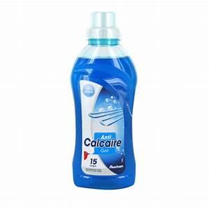 Anti Calcaire Lave Vaisselle : gel anticalcaire pour lave linge tous les produits ~ Premium-room.com Idées de Décoration