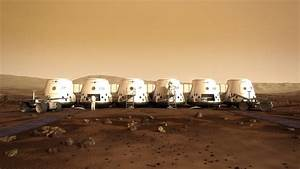 First Martian Base Will Be Populated in 2023