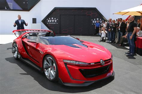 volkswagen gti sports car eighth generation vw golf said to arrive in 2017 just