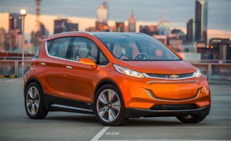 2018 Chevrolet Bolt Ev Price, Concept, Release Date, Range