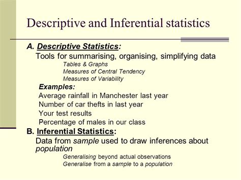 inferential examples