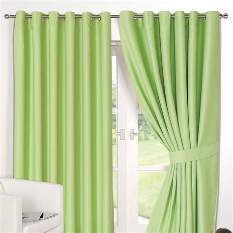 Thermal Lined Curtains 90 X 90 by Ring Top Fully Lined Pair Eyelet Ready Made Curtains