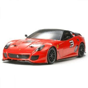 Tamiyaclub is a community site for collectors of vintage and contemporary tamiya models. Tamiya 58506 FERRARI 599XX TA06 CHASSIS w/ Full Ball Bearings 1/10 RC Car | eBay