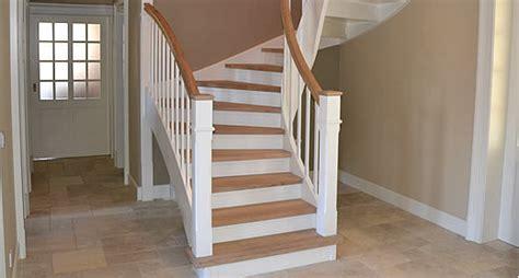 treppe weiß holz holztreppen aus meisterhand vom tischler