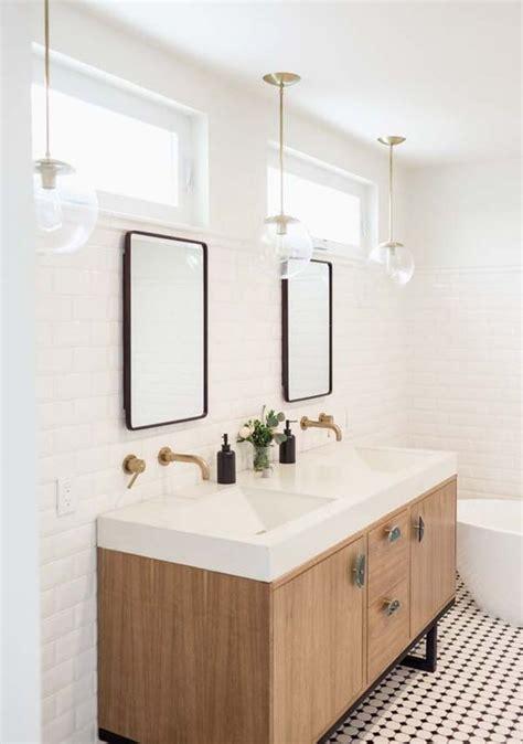 over bathroom sink lighting vanities bathroom and double vanity on pinterest