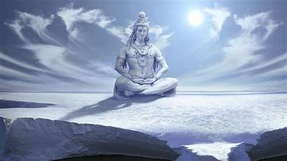 Shiva Lord 4k Wallpapers Desktop Resolution Mahadev