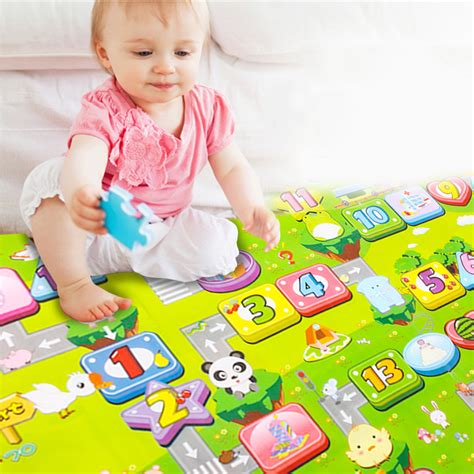 baby soft play mat baby carpet puzzle play rug mat for children soft floor