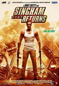 Singham Returns Movie Posters - XciteFun.net