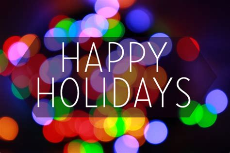 happy holidays from uniquities