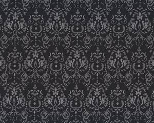 Stoff Burberry Muster : jacquard stoff elita damast muster schwarz hellgrau ~ Michelbontemps.com Haus und Dekorationen