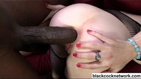 Mandingo Rips Open White Whores Asshole
