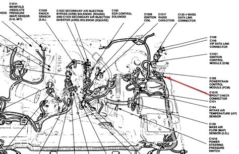 1996 Chevy Corsica Wiring Diagram by 92 Ford Mustang Timing Wiring Diagram And Fuse Box