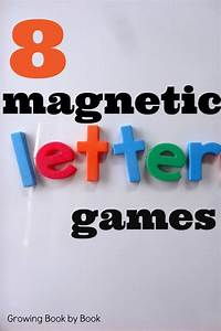 1000 ideas about letter games on pinterest chicka for Buy magnetic alphabet letters