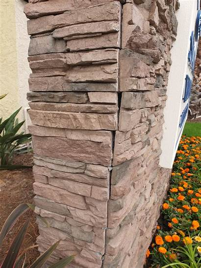 Stone Panels Bad Faux Installing Easy Way