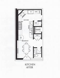 Large, Galley, Kitchen, Layout, By, Gilday, Renovations