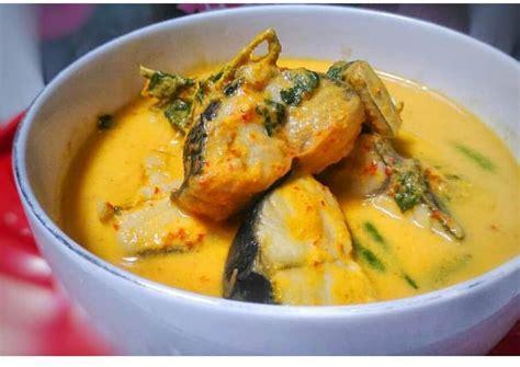 Ikan masak taucu lauk lunch harini ikan masak taucu! Resep Masakan Ikan Tenggiri Masak Santan Enak Sederhana - DAPUR MASAK ENAK