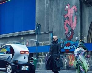 Renault Twizy starring in The Zero Theorem - Groupe Renault