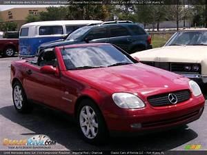 Mercedes Benz Slk 230 Kompressor 1998 : 1998 mercedes benz slk 230 kompressor roadster imperial ~ Jslefanu.com Haus und Dekorationen