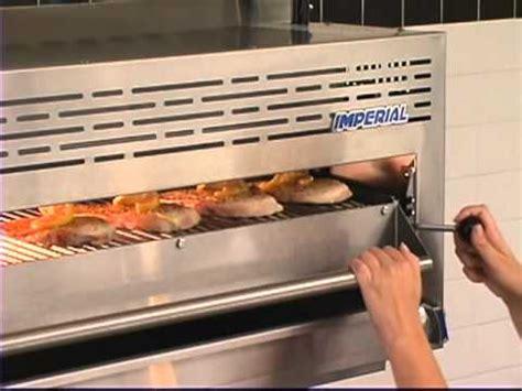 salamandre de cuisine infrarouge