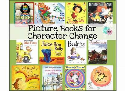 Story Elements Character Fiction Reading Books Traits