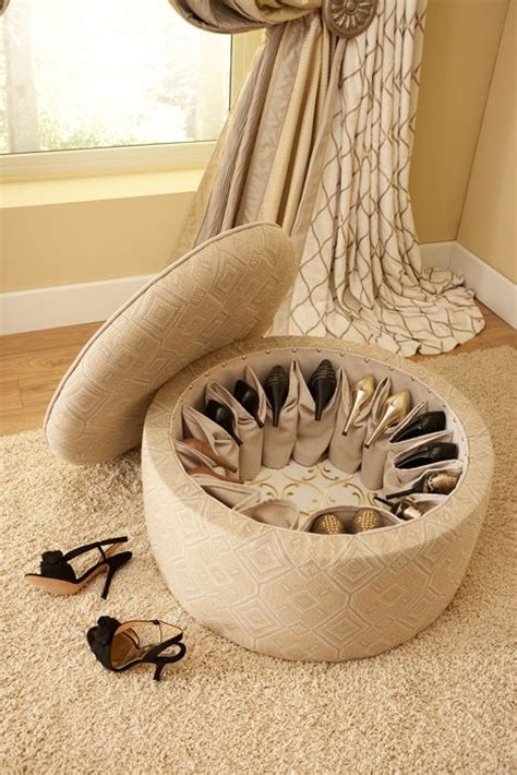 creative shoe storage ideas  wont   space