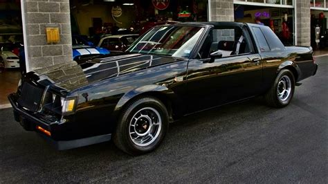 Grand National Car For Sale by 1987 Buick Grand National 3 8 Turbo V6 53xxx