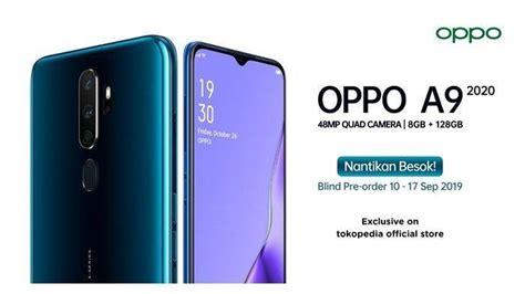 harga  spesifikasi oppo   ponsel terbaru oppo