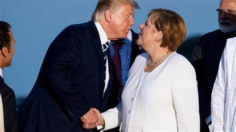 Die g7 haben auf ihrem gipfel darauf verständigt, ärmeren ländern beim impfen ihrer bevölkerungen zu helfen. G7-Gipfel: Merkel trifft Trump - Streit liegt in der Luft