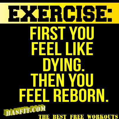 exercise fitness quotes quotesgram