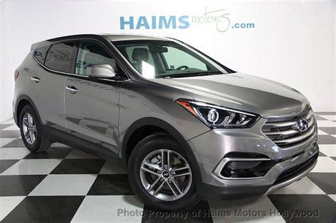 Hyundai Santa 2017 by 2017 Used Hyundai Santa Fe Sport 2 4l Automatic At Haims