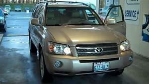 2006 Toyota Highlander Hybrid Limited 8 Passenger