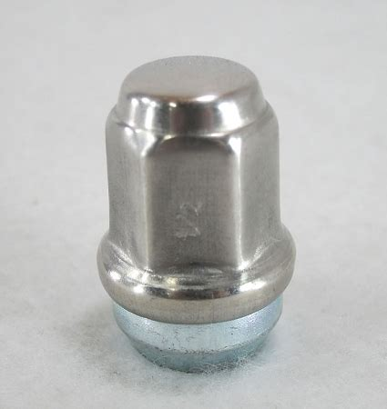 stainless steel lug nuts   lug nut trailer wheel