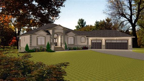house plans  angled garage ranch  angled garage house designs  bungalows treesranchcom