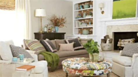 bhg living room makeover   start youtube