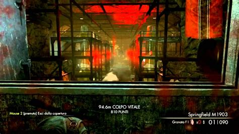 Sniper Elite V2 Gameplay Ita Missione 3 22 Pc Youtube