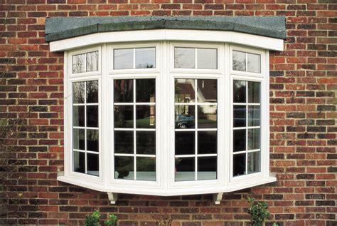 pvcu and triple glazed windows in