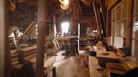 woodworking shop stock video footage storyblocks video
